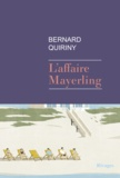 Bernard Quiriny - L'affaire Mayerling.