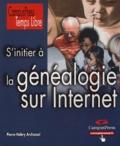 Pierre-Valéry Archassal - S'initier à la généalogie sur Internet.