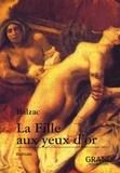 Honoré de Balzac - La fille aux yeux d'or.