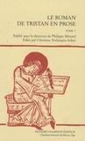 Philippe Ménard - Le roman de Tristan en prose Tome 5 : De la rencontre entre Tristan, Palamède et le Chevalier à l'Ecu Vermeil à la fin du roman.