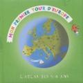 Mon premier tour d'Europe : l'atlas des 5-8 ans / Pascale Hédelin | Hédelin, Pascale