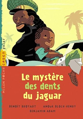Le mystère des dents du jaguar / de Simon Quitterie et Anouk Bloch-Henry | SIMON, Quitterie. Auteur