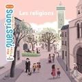 Pascale Hédelin et Julie Faulques - Les religions.