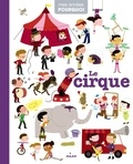 Stéphanie Ledu et Christian Guibbaud - Le cirque.