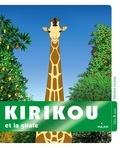 Kirikou et la girafe / une histoire de Michel Ocelot | Ocelot, Michel (1943-....). Auteur