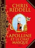 Amélie Sarn - Apolline, Tome 01 - Apolline et le chat masqué.