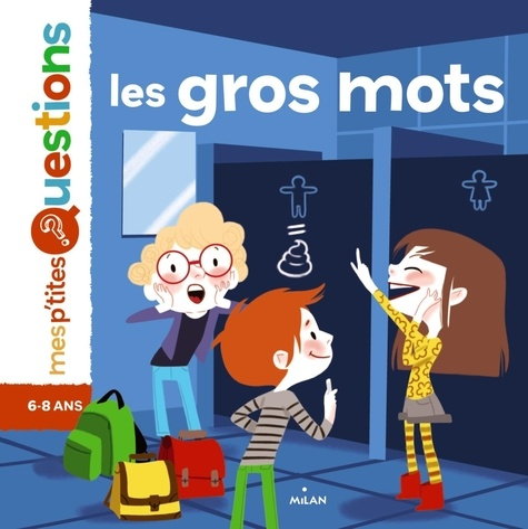Les Gros mots / Stéphane Frattini | FRATTINI, Stéphane. Auteur