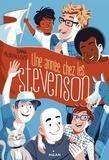 Dana Alison Levy - Une année chez les Stevenson.