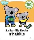 Etsuko Watanabe - La famille Koala s'habille.