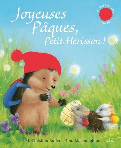 Joyeuses Pâques , Petit Hérisson ! |