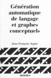 Jean-François Nogier - Génération automatique de langage et graphes conceptuels.