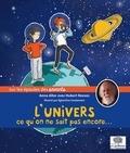 Anna Alter et Hubert Reeves - L'univers, ce qu'on ne sait pas encore....