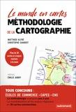 Matthieu Alfré et Christophe Chabert - Le monde en cartes - Méthodologie de la cartographie.