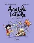 Anatole Latuile. Tome 07, ça va dégominer ! / Anne Didier, Oliver Müller, Clément Devaux | Didier, Anne (1969-....). Auteur
