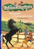 Mary Pope Osborne - La Cabane Magique Tome 44 : Alexandre et l'indomptable cheval.