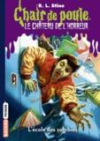 R. L. Stine - Le château de l'horreur Tome 4 : L'école des zombies.