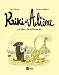 Kiki et Aliène. 3, Le plein de vitamines / Paul Martin | Martin, Paul