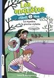 Lewis B. Montgomery - Les enquêtes d'Eliott et Nina, Tome 07 - Le mystère de la piscine violette.