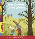 Amélie Dufour et Anne-Marie Chapouton - Une famille pour Duvet.
