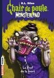 R. L. Stine - Chair de poule Monsterland Tome 6 : La Prof de la mort.