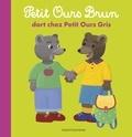 Petit Ours Brun dort chez Petit Ours Gris / Marie Aubinais, Danièle Bour | Aubinais, Marie. Auteur