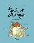 Anne Didier et Olivier Muller - Emile et Margot Tome 8 : Monstres en vue.