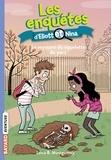 Valérie Latour-Burney et Lewis B. Montgomery - Les enquêtes d'Eliott et Nina, Tome 12 - Le mystère du squelette du parc.