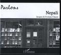 Evelyne Chazot et Jacques Chazot - Parlons nepali. 1 CD audio