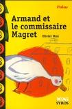 Olivier Mau - Armand et le commissaire Magret.
