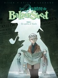 Jean-Blaise Djian et Olivier Legrand - Les Quatre de Baker Street Tome 4 : Les orphelins de Londres.