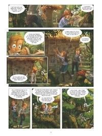 Le voyage extraordinaire Tome 4 Les îles mystérieuses. 1/3