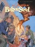 Jean-Blaise Djian et Olivier Legrand - Les Quatre de Baker Street Tome 7 : L'Affaire Moran.