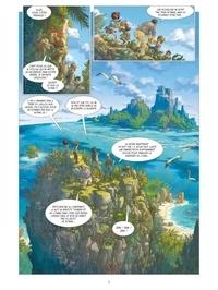 Le voyage extraordinaire Tome 5 Les îles mystérieuses. 2/3