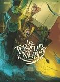 Frédéric Brrémaud et Giovanni Rigano - Les terreurs des mers Tome 1 : L'Hermione à la rescousse !.