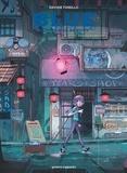 Davide Tosello - Blue au pays des songes Tome 2 : Bienvenue à Sad City.