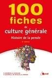 Geneviève Winter et Jean-Marie Nicolle - 100 fiches de culture générale - Histoire de la pensée.