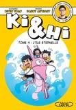 Kevin Tran et Fanny Antigny - Ki et Hi Tome 4 : L'île éternelle.