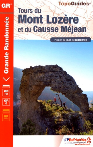 Tours du Mont Lozère et du Causse Méjean : Parc national des Cévennes |