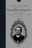 Edgar Allan Poe - Nouvelles intégrales - Tome 3, (1844-1849).