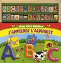 Piccolia - J'apprends l'alphabet : mon livre boulier.