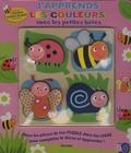 Mandy Stanley - J'apprends les couleurs avec les petites bêtes - Livre puzzle.