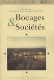Annie Antoine et Dominique Marguerie - Bocages et Sociétés.