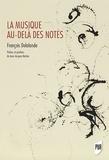 François Delalande - La musique au-delà des notes.