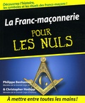 Christopher Hodapp et Philippe Benhamou - La Franc-maçonnerie pour les Nuls.