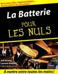 Jeff Strong et Laurent Bataille - La Batterie pour les nuls. 1 Cédérom
