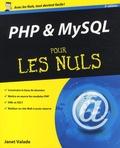 PHP & MySQL / Janet Valade | Valade, Janet. Auteur
