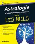 Nitya Varnes - Astrologie et développement personnel pour les nuls.