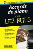 Maxime Pawlak et Renaud Pawlak - Accords de piano pour les nuls.