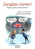 Brigitte Lallement et Nathalie Pierret - L'anglais correct.