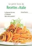 Armand Baratto - Recettes d'Italie.